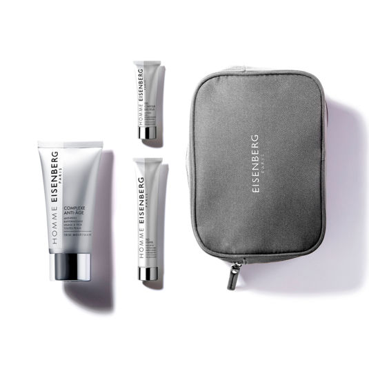 Routine booster anti-âge Homme