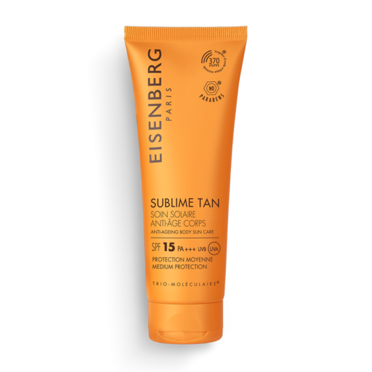 Soin Solaire Anti-Âge Corps SPF