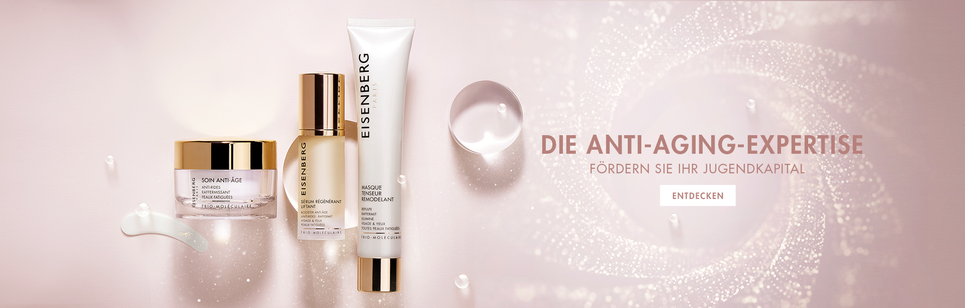 Die anti-ageing expertise